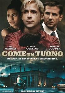 di: D. Cianfrance con: R. Gosling B.Cooper Durata 140 min  Orario: 18,00 – 21,00
