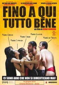 ITALIA, 2014 Regia: Roan Johnson Interpreti: Alessio Vassallo, Silvia D'Amico Orario: 18,30 – 20,30 – 22,30 Comm. Durata 80 m.