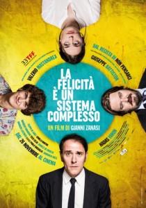 ITALIA, 2015 Regia: Gianni Zanasi Interpreti: Valerio Mastandrea, Giuseppe Battiston Orario: 16,15 – 18,20 – 20,30 Commedia. Durata 117 min.