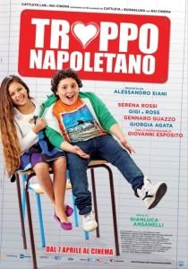 ITALIA, 2016 Regia: Gianluca Ansanelli Interpreti: Serena Rossi, Gennaro Guazzo Orario: 16,15 – 18,15 – 20,15 Commedia. Durata 95 min.