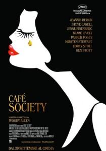 U.S.A., 2016 Regia: Woody Allen Interpreti: Jesse Eisenberg, Kristen Stewart Orario: 16,15 – 18,15 – 20,15 Commedia/Sentimentale. Durata 96 min.