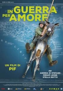 ITALIA, 2016 Regia: PIF Interpreti: Pier Francesco Diliberto, Miriam Leone Commedia. Durata 99 min. Orario: 16,15 – 18,15 – 20,15