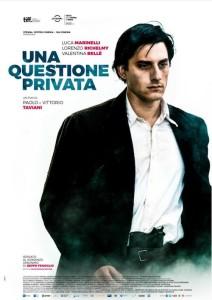 ITALIA, 2017 Regia: Paolo e Vittorio Taviani Interpreti: Luca Marinelli,Valentina Bellè Drammatico. Durata 84 min. Orario: 16,15 – 18,15 – 20,15